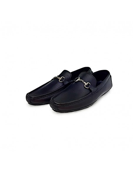 500 ORELL BLACK MOCCASIN