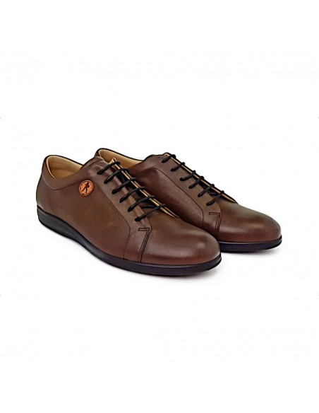 BUSINESS SNEAKERS BROWN BRS