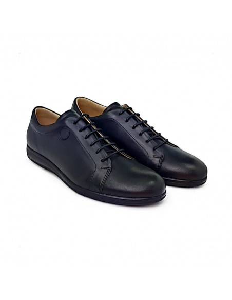 BRS Business Sneakers Schwarz