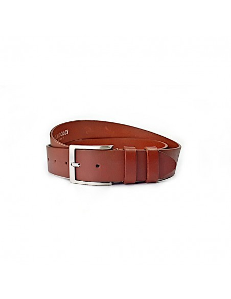 Plain Tan Belt